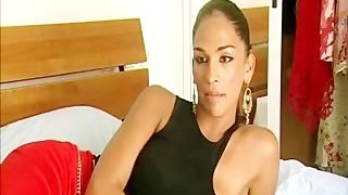 Ladyboy videos spanish Miriam Rivera shemale