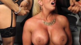 Shemale sex games with hot Alura Jenson