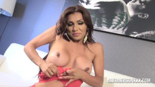 Czech Alura Jenson gets Fucked by Shemale Jessy Dubai