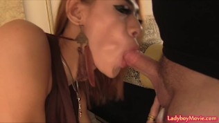 Anal Thai Shemale Ally Barebacked ass anal